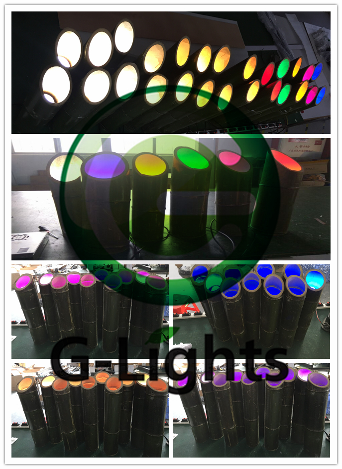 G-Lights production