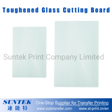 Sublimation Toughened Glass Cutting Board