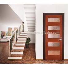 Most popular wooden french single door design