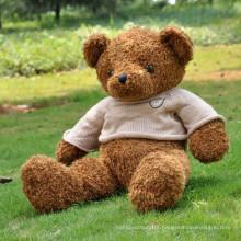 2 meter teddy bear with cloth