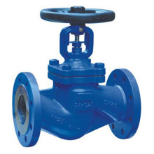 DIN Parabolao Regulating Disc Bellow Seal Stop Valve (GWJ41H)