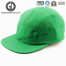 2016 New Fashion Simple Hat Snapback Camper Cap with Embroidery
