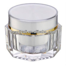 2013 New Acrylic Empty Cosmetic Containers