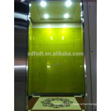Ascenseur à passager luxueux à petite machine