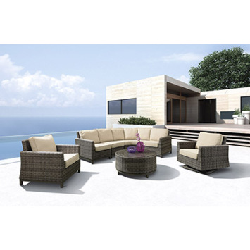 Patio Deep Seating Outdoor Sofa