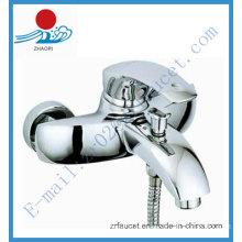 Single Handle Brass Body & Zinc Handle Bath Faucet (ZR20701)
