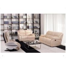Натуральный кожаный кожаный диван для дивана (850)