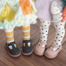 BJD Girl/Boy Flat Shoes for YOSD/MSD Size Jointed-Doll