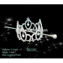 Hot selling factory directly rhinestone hairpin