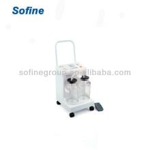 APARATO ELÉCTRICO de la ASPIRACIÓN con CE & ISO, aparato portable de la succión