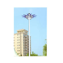 30m High Mast Pole Lighting Pole Galvanized