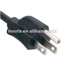 Nema 5-15p Plug 3 Pin Plug Extension Cord