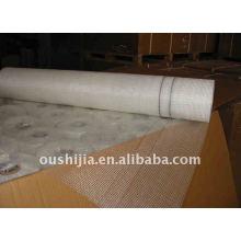 Interior wall thermal insulation fiberglass mesh