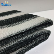 HDPE High strength colorful balcony protection safety nets