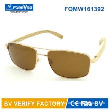 Fqmw161392 высокого качества мужской стиль солнцезащитные очки бамбуковый храм