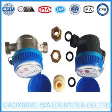 Dry Dial Nylon Single Jet Wasserzähler von China Water Meter