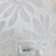 Жаккардовая ткань из полиэстера с большим цветком