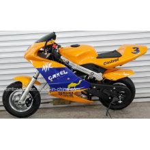 49cc Pocket Bike with Front Shock (et-pr204-2)