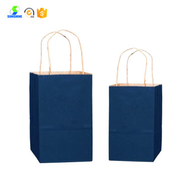 Shopping bag in carta kraft