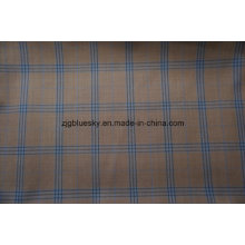 Check Fabric for Suiting
