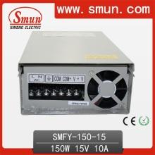 Fuente de alimentación impermeable de la conmutación de 150W 15VDC LED con el CE RoHS aprobado