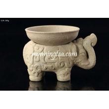 Силиконовый фильтр для чайных листьев Jingdezhen Ceramic Elephant
