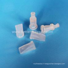 Clapet anti-retour d'injection de Duckbill de LSR de surmoulage, valve de canard de LSR pour des pièces médicales
