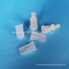 Overmolding LSR Injection Duckbill Check Valve, LSR Duckbill Valve for Medical Parts