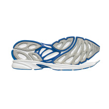 Creative Toe Movement Earthquake Relief Running Shoes Sole Sole Rubber Sole