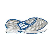 Обувь для защиты от землетрясений Творческая обувь Toe Sole Sole Rubber Sole