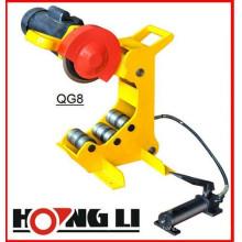 QG8&QG12 electric pipe cutting machine 50Hz