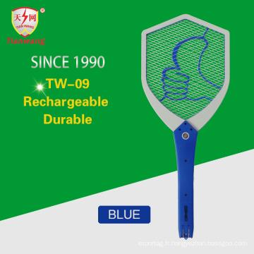 Tueur d'insecte de haute qualité de moustique de haute tension avec la brosse de nettoyage