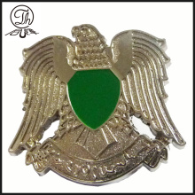 Metal iron eagle pin badge