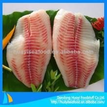 Competitive price fish fillet frozen tilapia fish fillet