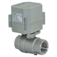 RoHS 2way 110-230V Stainless Steel Valve Timer Drain Controller Valve (S20-S2-C)