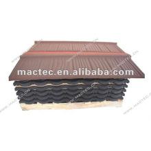 Metal Roof Shake Tile