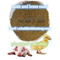 Refeição de carne e osso para ração animal