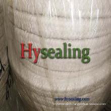 Cordes rondes en fibre de céramique avec fil SS (HY-C610SI)