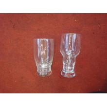 Китай Оптовая пива стекла питьевой стекла Кубок с ручкой Kb-Hn0565