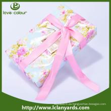 Lovecolour decoración de regalo personalizado de embalaje de cinta