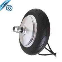 Geared Brushless Electric Wheel Hub Motor 24v 250w