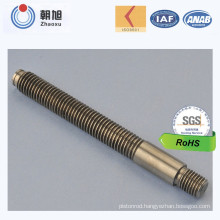 China Manufacturer Fabrication High Quality CNC Machining Splined Axle Shaft