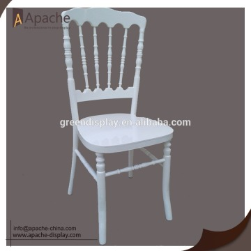 Metal Aluminium Wholesale Banquet Chair for Wedding and Party Garden Chair