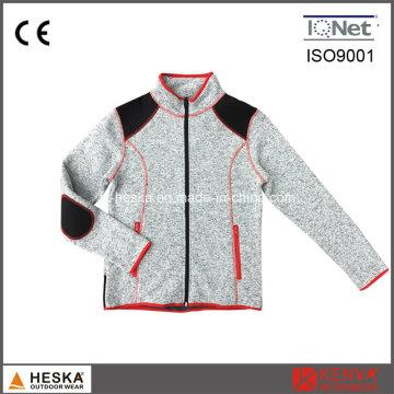 Поларовые полиэстера женщин одежда куртки
