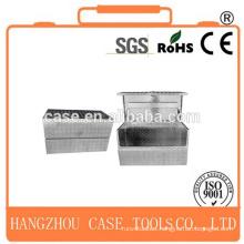 aluminum carry box