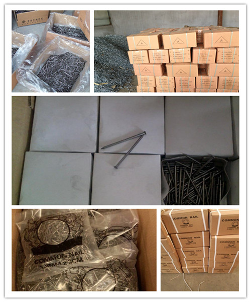 wire nail packaging