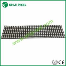 8x8/16x16/8x32 flexible led matrix panel flexible outdoor led display 5v
