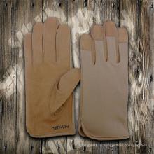 Свинья Кожаные Перчатки Безопасности Перчатки Промышленные Перчатки Дешевые Перчатки Электронные Перчатки-Работа Глов