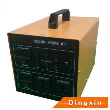 Système d'alimentation solaire portable 300W-18ah à usage domestique