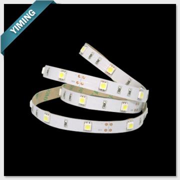 Non-Waterproof IP20 7.2W 30leds 5050SMD Flex LED Strip Lights
